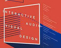 Interactive Audio-visual Design 音画互动设计