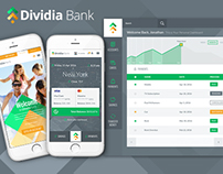 Bank - UI/UX Design