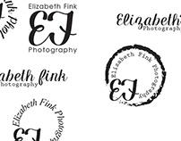 Elizabeth Fink Photography Logo