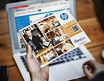 Hewlett-Packard Print Promo Material