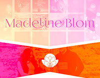 Madeline Blom | Brand - Website - E-Mail Marketing