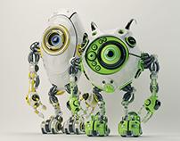 Ufo Robots