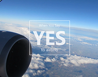Say Yes to Airbnb - D&AD Brief