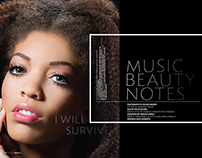 Music Beauty Notes