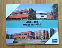 Myles Standish Boulevard brochure