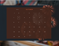 Daily UI #080: Date Picker