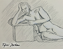 Open Figure Drawing Studio April 16th