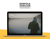 Norfolk Gun Club Brand Direction