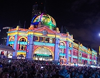 White Night Melbourne 2014