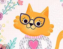 Fancy Cat 1