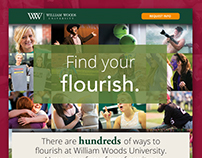 Find your Flourish landing page