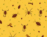 Bugs illustrations