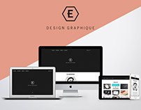 E DESIGN GRAPHIQUE