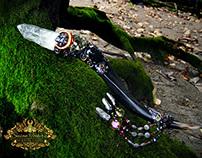 TALISMAN OF JUPITER Magic Crystal Wand