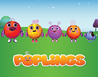 Poplings – pop music meets education for pre-schoolers