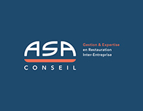 ASA CONSEIL - Cabinet De Conseil / Branding