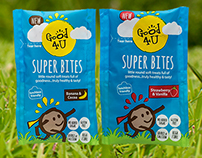 Good4U Super Bites (Kids) - Packaging