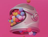 "UENO - ""Space Balls"""