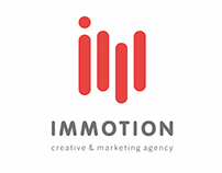 Logotype for agency