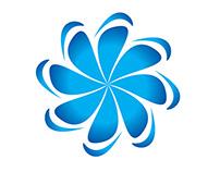 Flower logo...