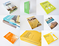Selection of book covers