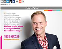 Interview with Todd Hirsch