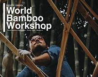 World Bamboo Workshop MÉXICO 2017
