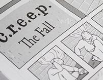 c.r.e.e.p. (The Fall) — comic tribute