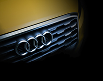 Fine Art Car Photography Audi Q2