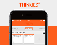 THINKIES® – The Work-Life Balance App