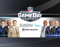 NFL GAME DAY DESIGN