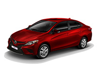 All-new Toyota Yaris Sedan