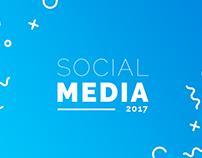 Social Media - Food #2017