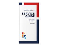 Air France Service Guide Summer 2019