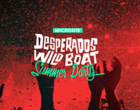 Desperados Wild Boat Summer Party - Website