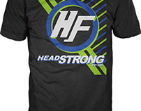 Apparel Design - HEADstrong Foundation