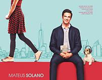 Talvez uma história de amor - Movie Poster