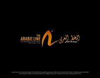 The Arabic Line Logo & App Icon