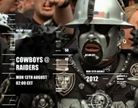 NFL Pre Season Promo Spot