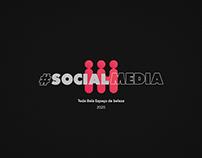 Social Media | Toda Bela Espaço de Beleza