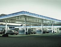 Volkswagen / Passat TDI print campaign