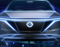Nissan IMs Car Reveal | Spinifex