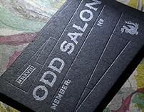Odd Salon Card