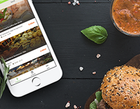 MEALSAVER // Development, UX/UI, Brand Design