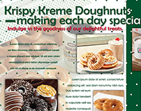 Krispy Kreme Brochure
