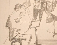Orchestra sketches