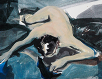 Tres estudios (Dánae y Narcisas), 2010