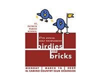 logo + booklet design