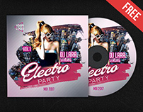 Hard Trap – Free CD Cover PSD Template