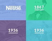 Happy 150 Nestlé